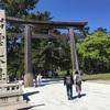 鳥取・島根⑱出雲大社
