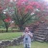 パレンケの世界遺産、マヤ文明の古代都市をデブチンと回る!