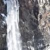 旅の終わりは アイスショー…雲竜渓谷