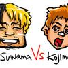 諏訪魔VS小島聡!諏訪魔の怒りが湘南のビーチを震え上がらせる!正念場同士の闘いか!