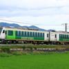 HB-E300系臨時回送列車運転