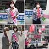新小岩ルミエール商店街 松島側口 街頭宣伝