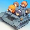 ねんどろいどもあ 四号戦車D型 レビュー