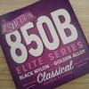 La Bella ( ラベラ ) / 850B Elite - Black Nylon, Golden Alloy