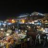 【世界一周21ヵ国目モロッコ】マラケシュ観光、ジャマ・エル・フナ広場、クトゥピア、カフェ・ド・フランス