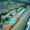 関東オススメプール 10m飛込み台!夏休みの水遊び 大磯ロングビーチ