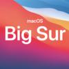 macOS BigSurをインストールしました・・・