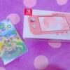 Switch Lite コーラルピンク & どうぶつの森