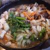 幸運な病のレシピ( 860 )朝:すき焼き鍋、鳥オムレツ(仕立て直し)