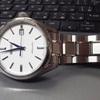 オーソドックスな腕時計