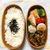 20171019秋鮭のパン粉焼き弁当&早くオトナになりたいらしい。