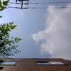 作曲工房 朝の天気 2018-07-19(水)晴れ