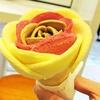 【香港:灣仔】 トラムに乗って利東街ショッピングモールへ インスタ映えの薔薇ジェラート 『Givres』 の Gelato Roses🌹
