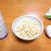 #0112 「玄米ぽん」+「卵」は「卵かけご飯」の代わりになるのか確かめてみた。
