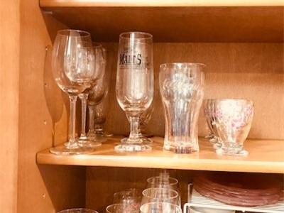 食器棚と靴箱の整理整頓〜取り出しやすく整然と並んでいると気分がいい〜