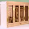 良いほうの素材で作る箱宮三社 幅1尺6寸仕様 尾州桧版
