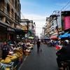 週末旅行、今週末はタイ南部の(ハットヤイ)です。