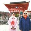 京都・清水寺でブラタモリ(1) ~清水の舞台から?