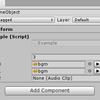 【Unity】AudioClip のプレビュー再生ボタンを追加する PropertyDrawer「Unity3D_PropertyDrawer_AudioClip」紹介