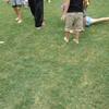 幼稚園芝生化