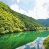 横川ダム(長野県辰野)