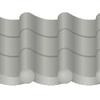 イラストレーターの自由変形ツールで台形に変形。