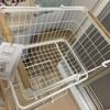 【おうち快適化】tosca(山崎実業)のランドリーワゴン+バスケットに買い替えてみました。