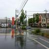 ★雨の茨木市