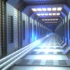 Blender 306日目。「SFデザインの廊下のモデリング」その3(終)。