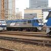 鉄道の日常風景150…過去20121006JR貨物梅田貨物駅(現在廃止)