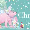 タカシマヤゲートタワーモールのクリスマスイラスト見に名古屋に行きました