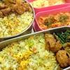 【パパ手作り】鮭しらすチャーハン弁当レシピ&豆腐ミートソースペンネの離乳食完了期お弁当