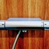 斜めな浴室水栓、いとも簡単に直る。