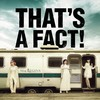 「THAT'S A FACT!」発売です!