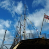 Diary in English♡On the 13th of Oct. Friday! SS Great Britain