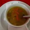アムステルダム 風邪引きのスープパスタ