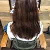 梅雨前に髪質改善ストレート。〜新潟市中央区駅南パドトロワ〜