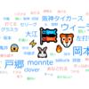 8/4~鯉→虎【兎について】