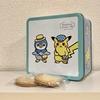 ポケモンセンターのお菓子 フェイスシェイプクッキー Pokémon のんびりライフ