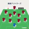 ジーコと共に~2021年J1第12節(アウェイ)鹿島VS 横浜FC戦!FWは誰が選ばれるのか!!~