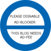 STOP USING AD-BLOCKER