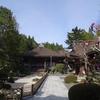 国の登録記念物の枯山水庭園が美しい宿坊『桜池院』