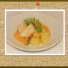 「白身魚と野菜のアクアパッツァ風」の思ひで…