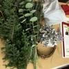 クリスマスリース作り🌲植物さんとなかよく