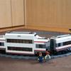【レゴ】子鉄のために、2階建て寝台車を作ったよ(ハイスピードパッセンジャートレイン60051のカスタマイズ)