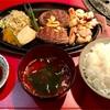 🚩外食日記(☆550)    宮崎ランチ  🆕 「岡崎牧場焼肉店」より、【ミックスグリルランチ】‼️