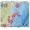 2016年11月26日 04時05分 福島県沖でM3.1の地震