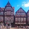 北ドイツの真珠「ツェレ(Celle)」への旅。 第二次世界大戦でも壊されなかったキュートな旧市街