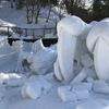 十日町雪まつりに行った気になれるレポ ~雪の芸術作品編