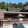 西本殿 苗村神社